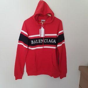 balenciaga hoodie sweatshirt